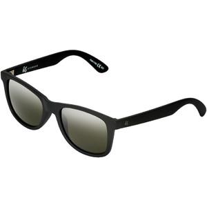 2021 Us The Maty Sunglasses 815 - Matte Black / Vintage Grey Polarised
