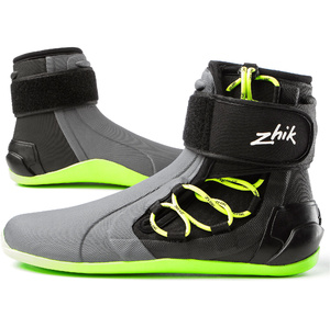 2020 Zhik High Cut Boots Grey / Black DBT0270