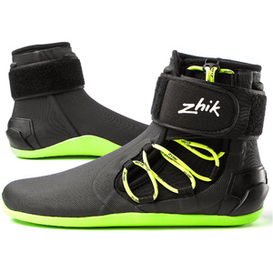2020 Zhik Lightweight High Cut Boots Black DBT0470