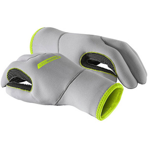 2020 Zhik Superwarm Neoprene Gloves Grey 1100