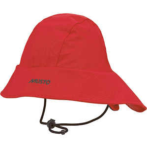 2021 Musto SouWester Hat RED AS0271