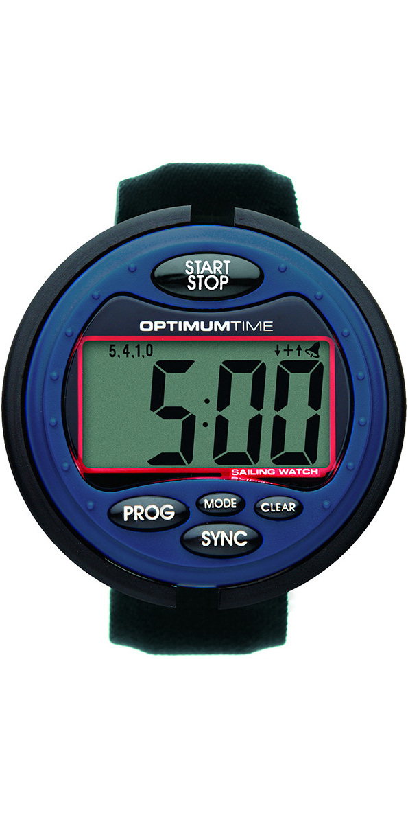 2018 Optimum Time Series 3 Sailing Watch BLUE 314