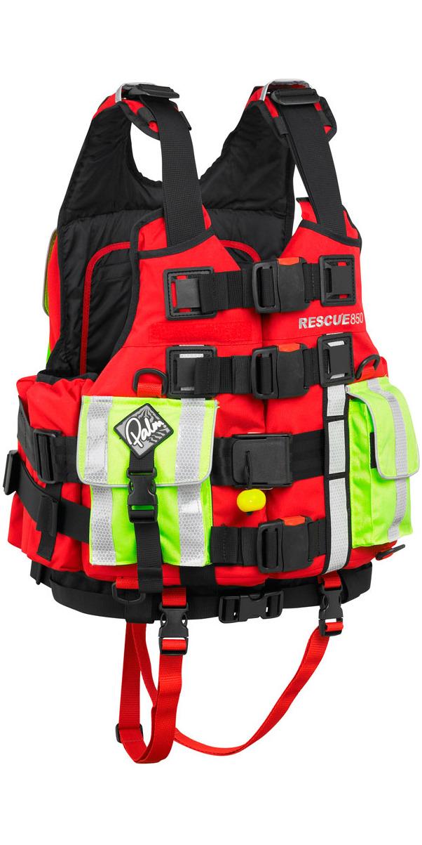 2020 Palm Equipment Rescue 850 PFD Red / Black 10392