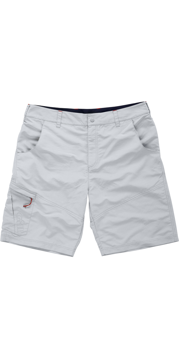 Gill 2017 Race Shorts SILVER RS08