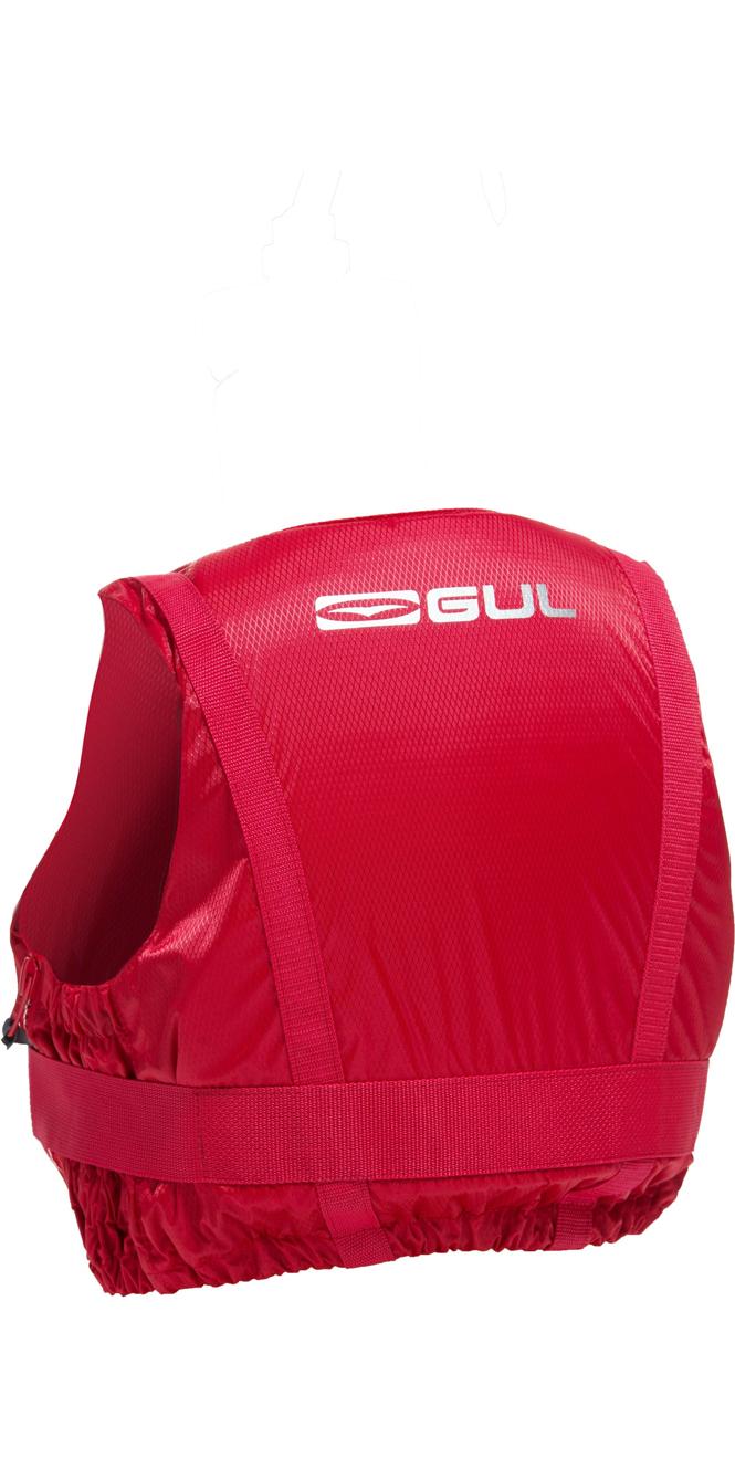 2019 Gul Junior Garda 50N Buoyancy Aid in Red GM0002-A9