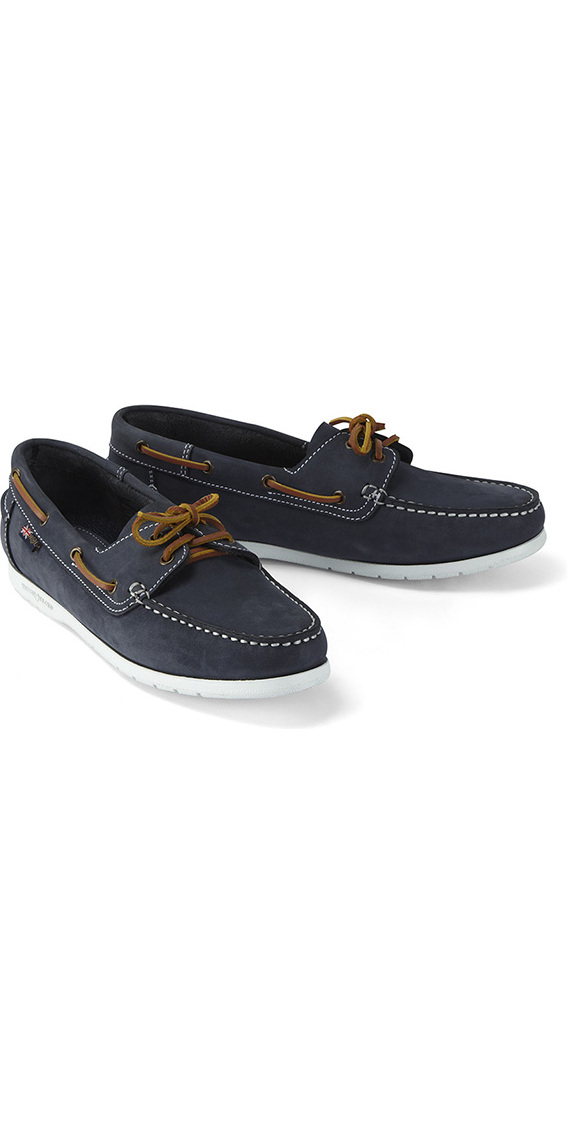 2018 Henri Lloyd Womens Shore Deck Shoe Denim Blue F94425