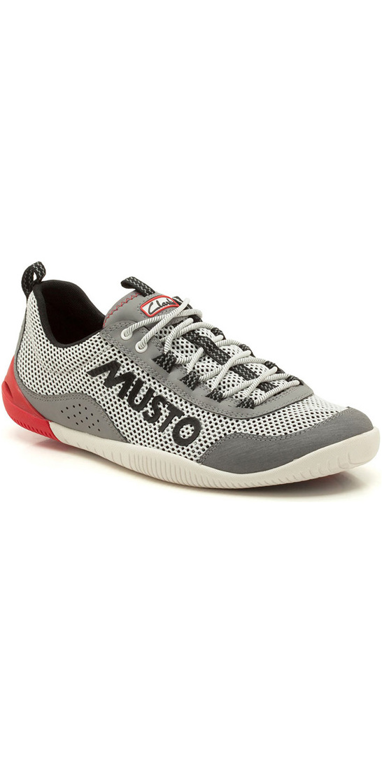 Musto Dynamic Pro Race Shoe Light Grey FS0170/80