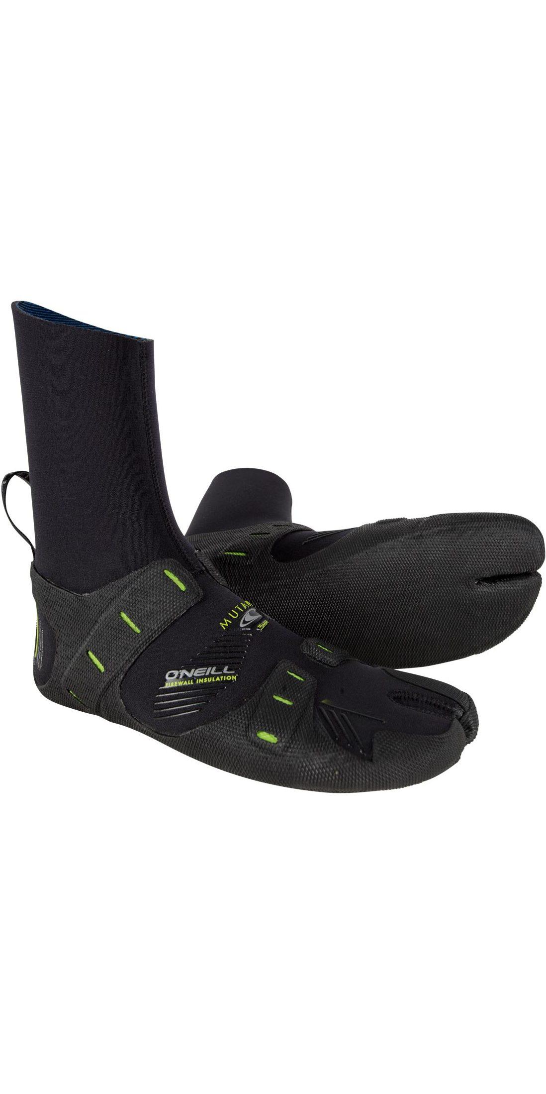 O'Neill Mutant 3mm Split Toe Boots 4793