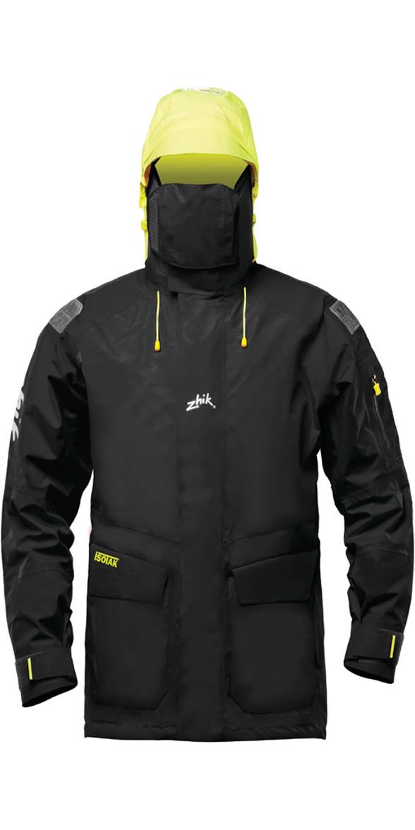 2018 Zhik Isotak 2 Jacket JK851 & Salopettes SAL851 Combi Set Black