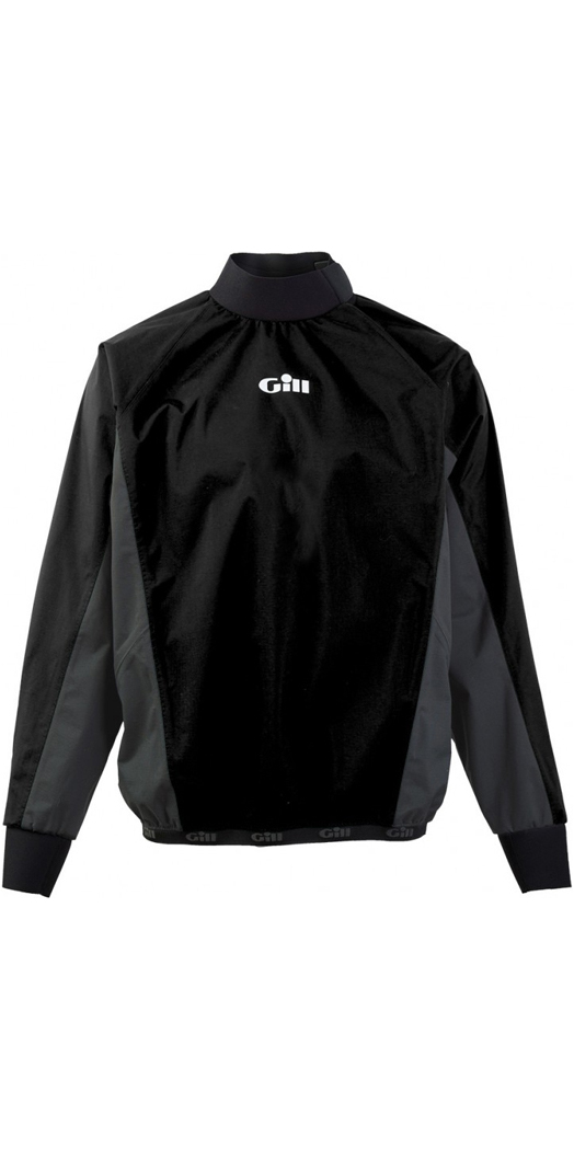 2017 Gill ThermoShield Dinghy Top BLACK 4367