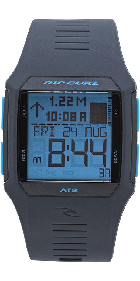 cdda7c54c5d1 2019 Rip Curl Rifles Tide Surf Watch Blue Ice A1119 - - by Rip Curl - Rip  Curl Rifles Tide