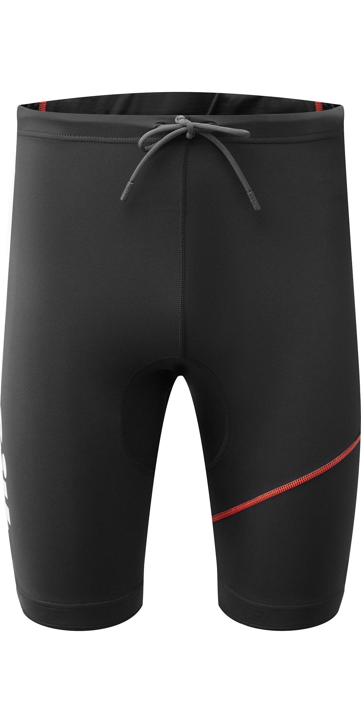 2020 Gill Mens Impact Shorts 5014 - Black