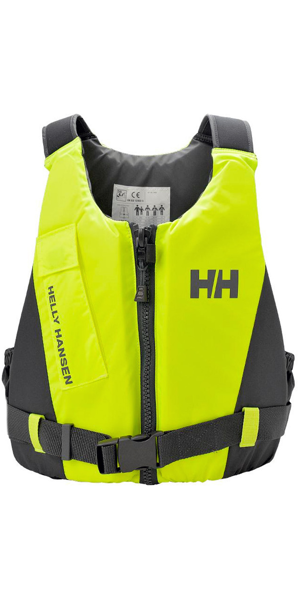 2018 Helly Hansen 50N Rider Vest / Buoyancy Aid Fluro YELLOW 33820