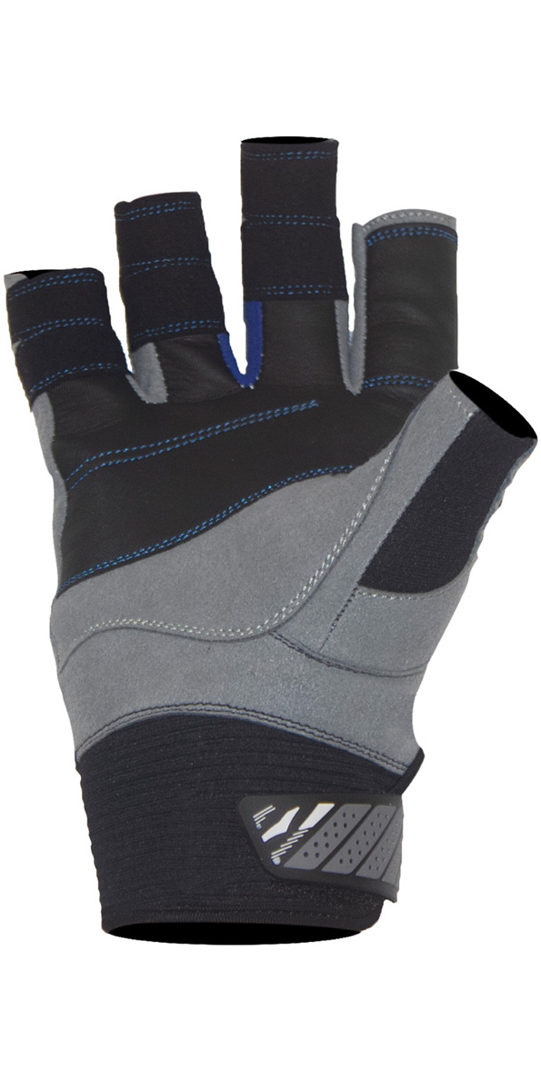 2019 Gul Junior CZ Winter Short Finger Glove Black GL1242-B6