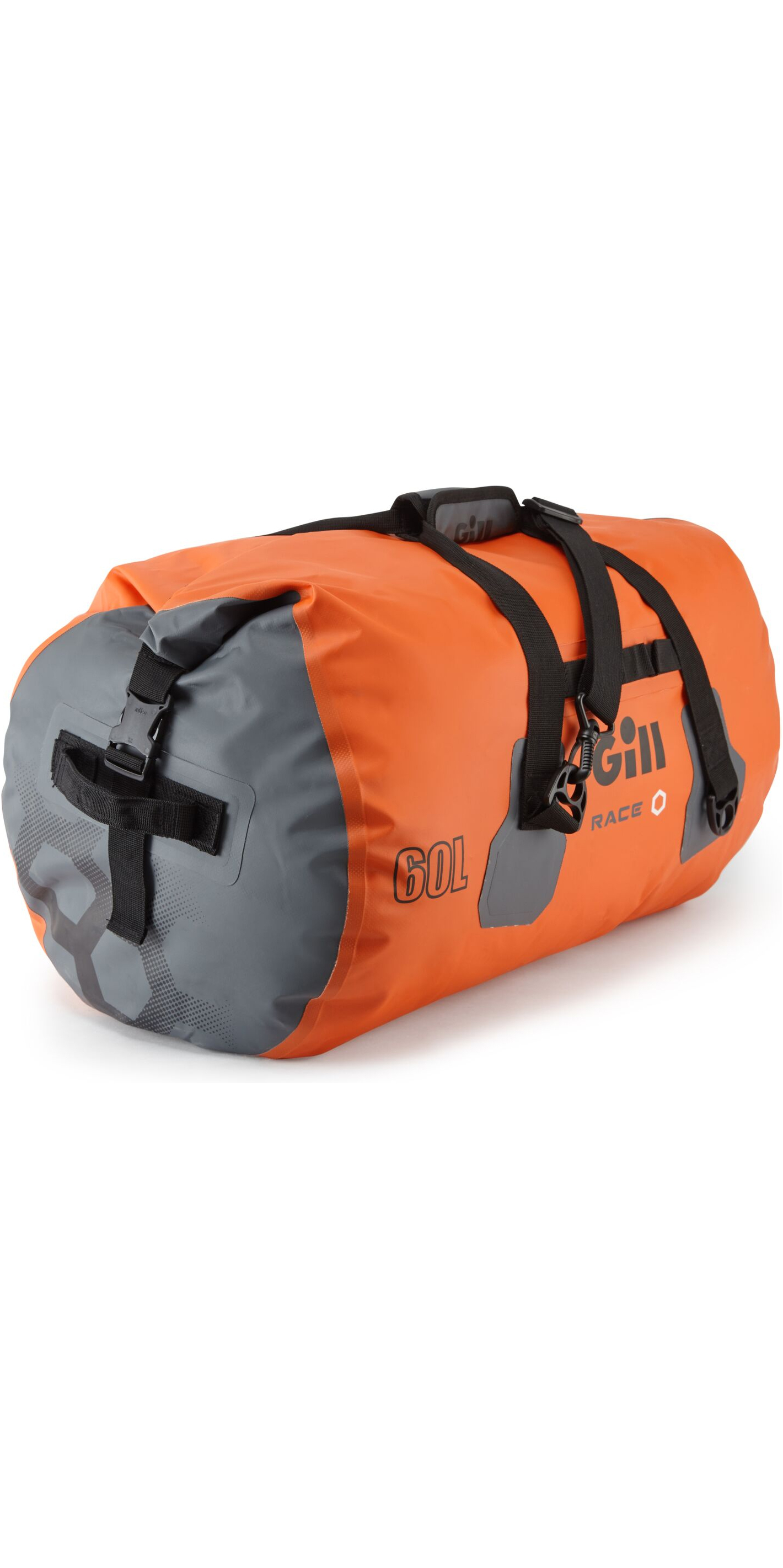 2019 Gill Race Team 60L Waterproof Bag Tango Rs14 - Rs14 - Holdall ... 8250f42cfe