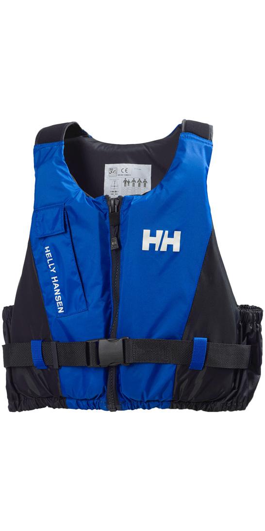 2018 Helly Hansen 50N Rider Vest / Buoyancy Aid Olympian Blue 33820
