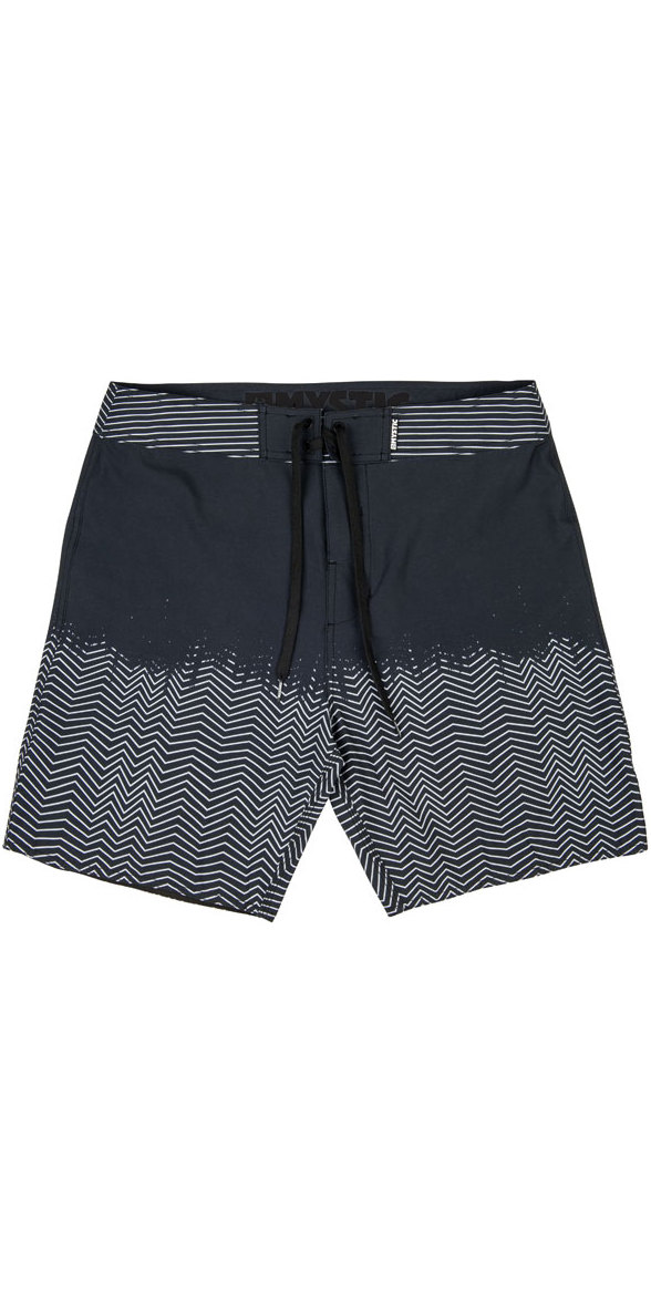 3128c875a021 2018 Mystic Lightning Boardshorts Caviar 180078 - Surf Clothing ...
