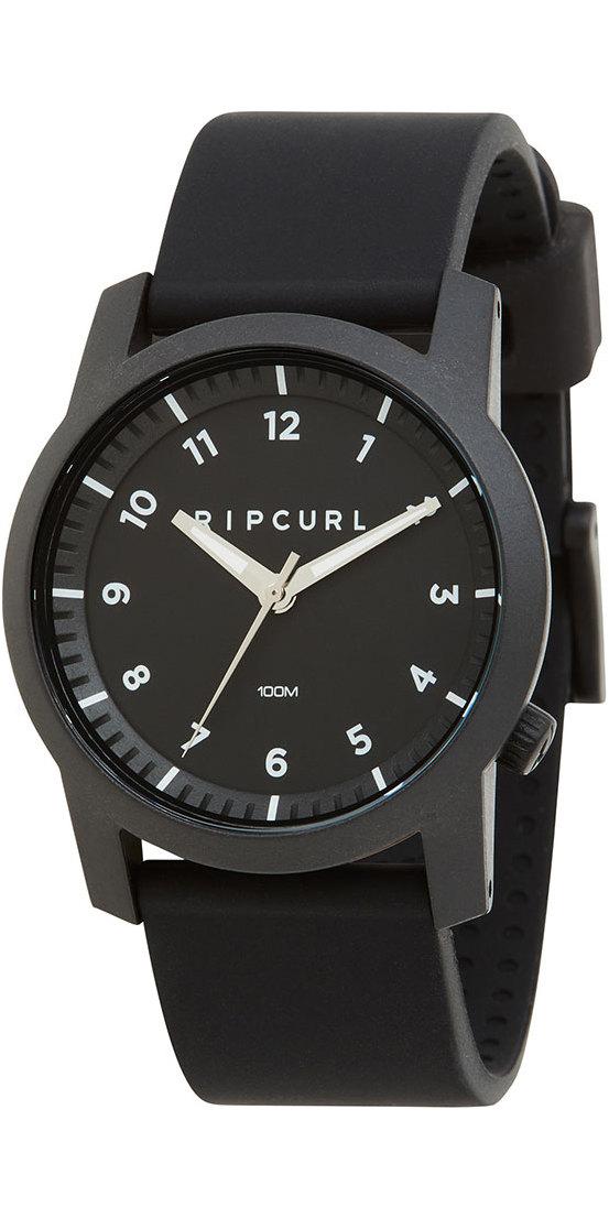 2020 Rip Curl Cambridge Silicone Watch Black A3088