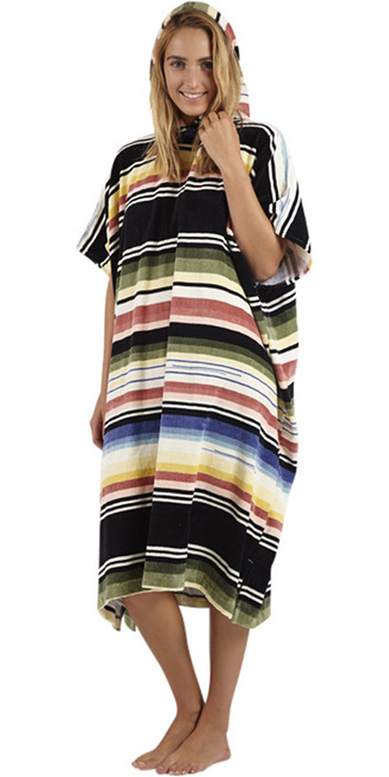 Billabong Salty Hooded Towel / Changing Poncho F4BR05
