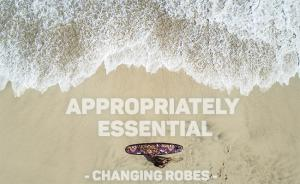 Changing Robes - The Essential Surfing Accessory