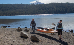 How to choose an inflatable kayak