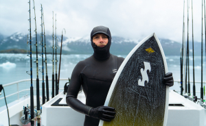Brand New Billabong: A wetsuit line made from recycled materials