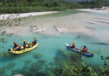 Inflatable kayaks from £330