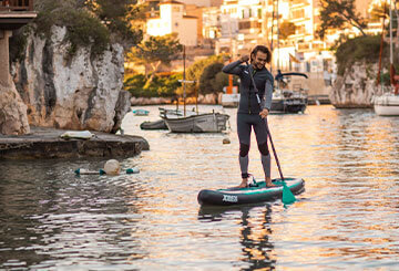 Inflatable - stand up paddle boards