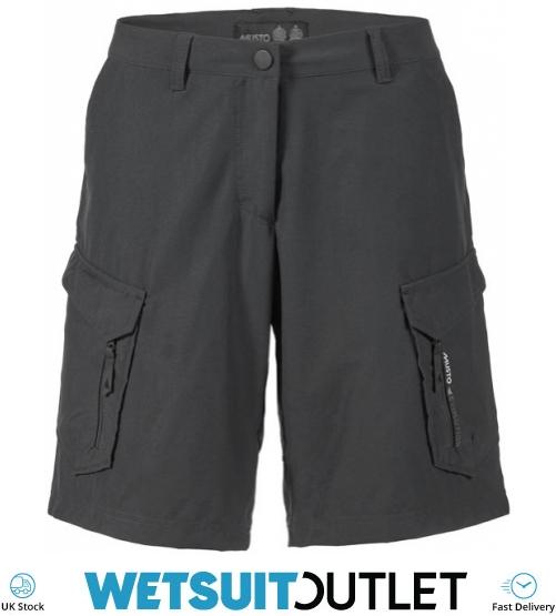 Musto 2016 Ladies Essential UV Fast Dry Shorts Carbon SE1571