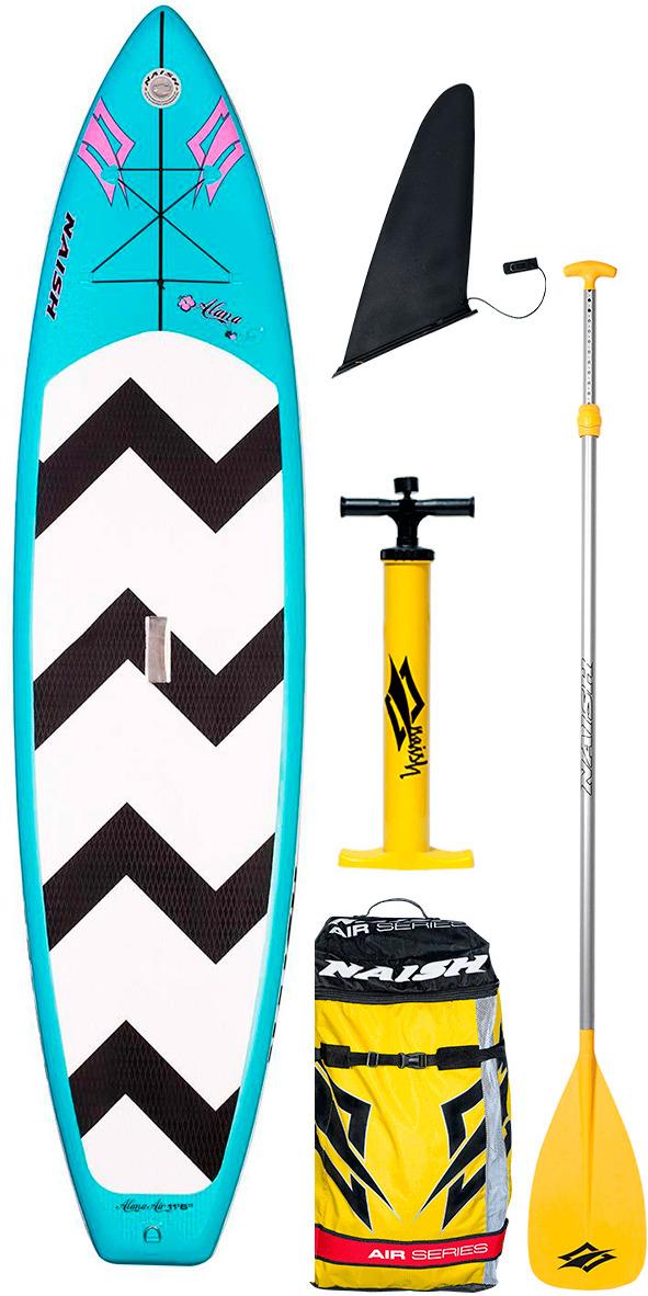 2017 Naish Alana Air Sup Inflatable Stand Up Paddle Board 11 6