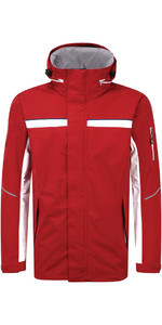 Henri Lloyd Sail 2.0 Inshore Coastal Jacket New Red YO200020