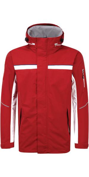 2018 Henri Lloyd Sail 2.0 Inshore Coastal Jacket New Red YO200020