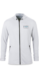2018 Dakine Inlet Loose Fit Front Zip Hoody White 10001657
