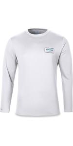 Dakine Inlet Loose Fit Long Sleeve Top White 10001658