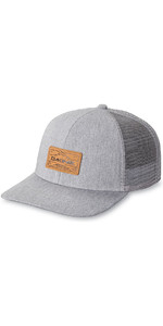 2018 Dakine Peak to Peak Trucker Hat Heather Grey 10001788