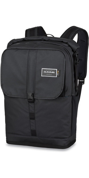 2018 Dakine Cyclone 32L Wet / Dry Back Pack Black 10001827