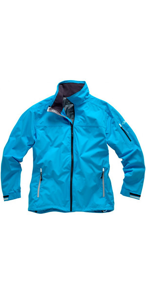 2018 Gill Men's Crew Jacket in Blue 1041