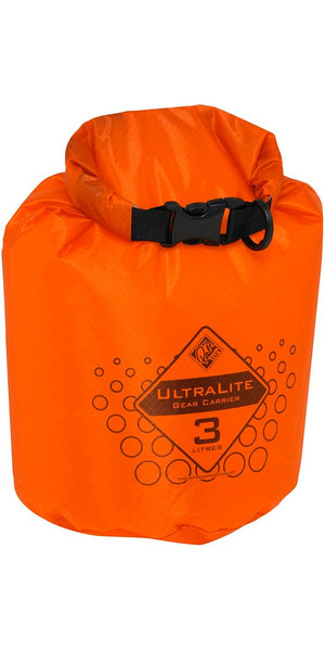 2018 Palm Ultralite Gear Carrier / Dry Bag 3L Orange 10434
