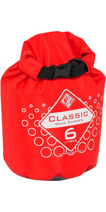 2019 Palm Classic Gear Carrier / Dry Bag 6L RED 10439