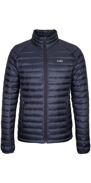 2019 Gill Hydrophobe Down Jacket Navy 1062
