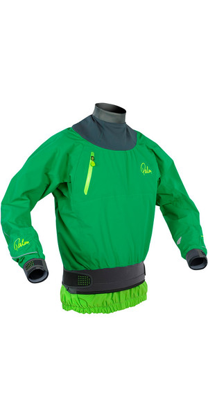2018 Palm Zenith Whitewater Jacket Green 11440