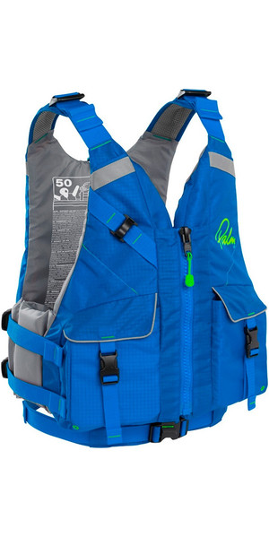 2018 Palm Hydro Adventure PFD Buoyancy Aid Blue 11464