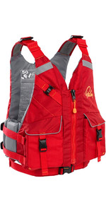 2020 Palm Hydro Adventure PFD Buoyancy Aid RED 11464