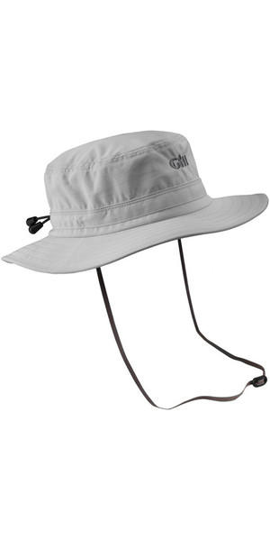 2019 Gill Technical Sailing Sun Hat Silver 140