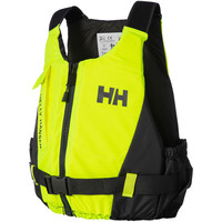 2019 Helly Hansen 50N Rider Vest / Buoyancy Aid 33820 - Fluro Yellow