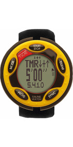 2020 Optimum Time Series 14 Rechargeable Sailing Watch YELLOW 1455R