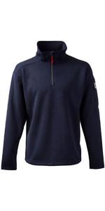 2018 Gill Mens Knit Fleece in Navy 1491