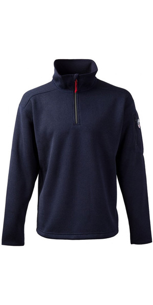 2018 Gill Mens Knit Fleece in Navy 1491
