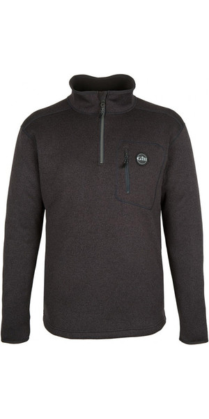 2018 Gill Mens Knit Fleece Graphite 1492