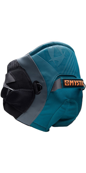 2019 Mystic Aviator Seat Harness Teal 150560